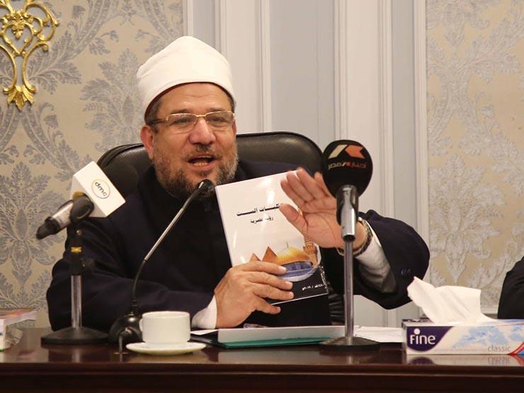 وزير الأوقاف: جماعة الإخوان الإرهابية أصبحت مصنعا للخيانة الوطنية