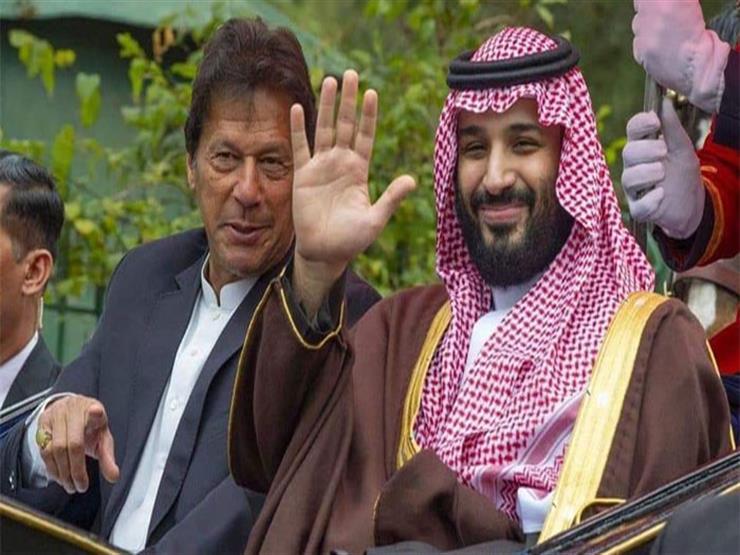 "عمران خان مازحًا: ""بن سلمان"" سيفوز لو ترشح ضدي في انتخابات باكستان"