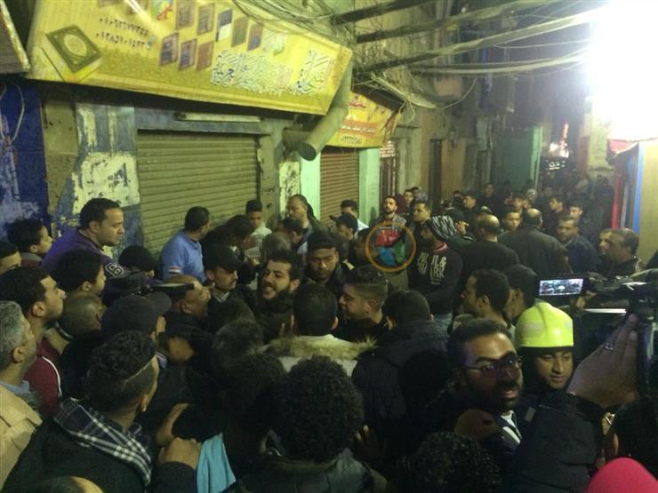 """مصدر عن انفجار """"الدرب الأحمر"""": إرهابي فجر نفسه خلال مطاردة مع قوات الأمن"""