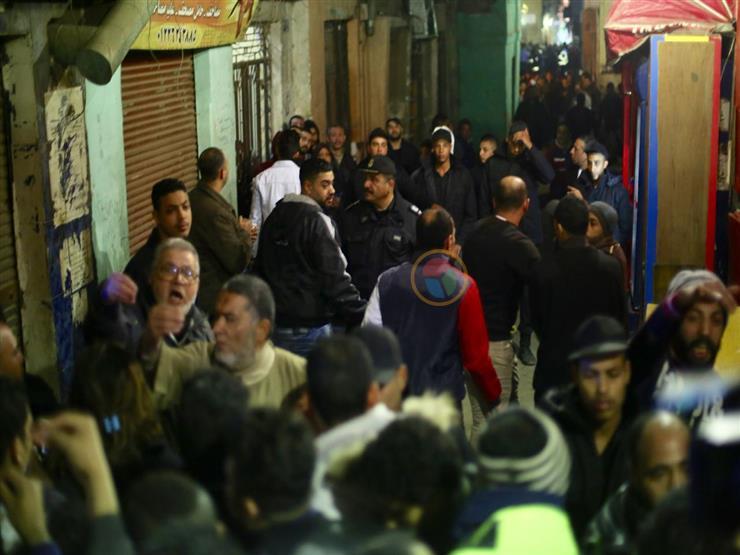 شهود عيان: الأمن يخلي موقع تفجير الدرب الأحمر بعد الاشتباه في وجود مواد متفجرة