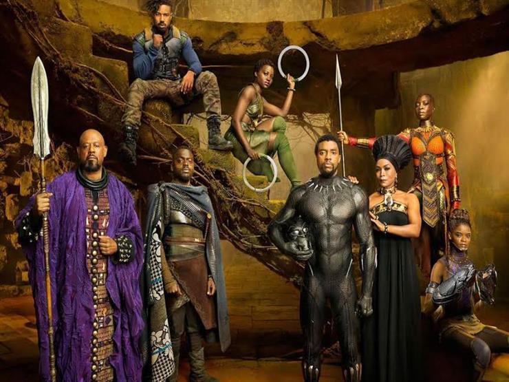 """""""black panther"""".. أبطال """"مارفيل"""" في انتظار جوائز الأوسكار"""
