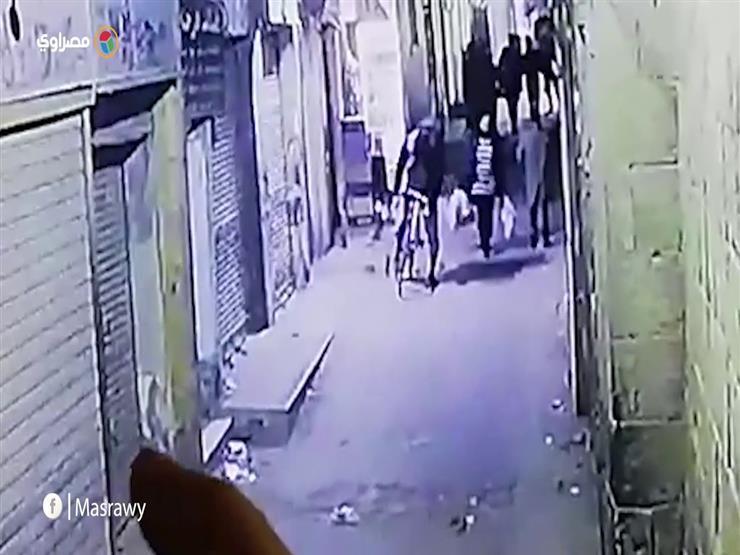 """لقطات جديدة في """"انفجار الدرب الأحمر"""" وثأر الداخلية (فيديو)"""