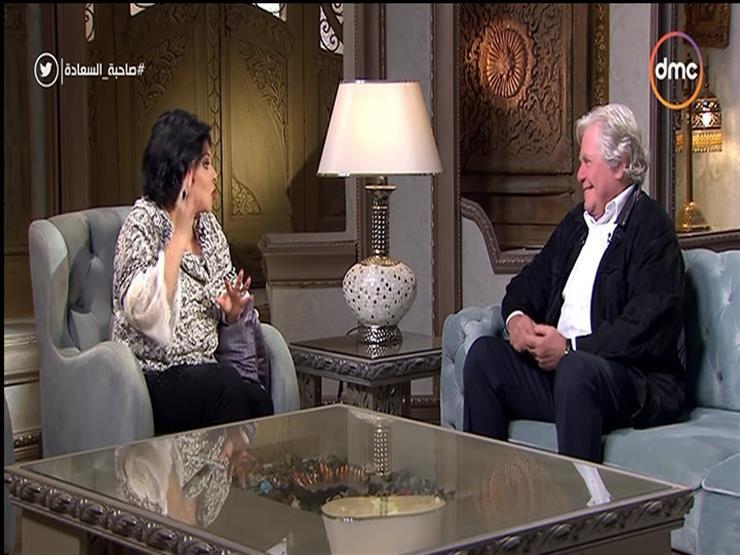 حسين فهمي يشيد باهتمام السيسي بذوي القدرات الخاصة