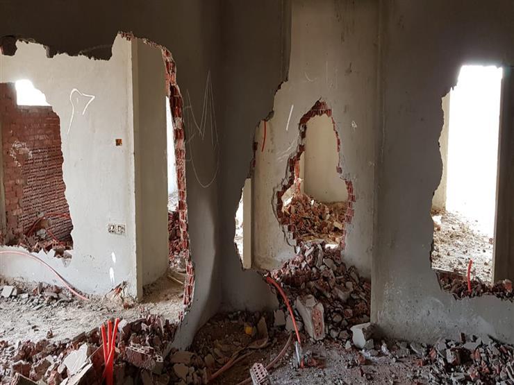 تكليف رئيس التفتيش بمتابعة تنفيذ قرارات إزالة المباني المخالفة في بني سويف