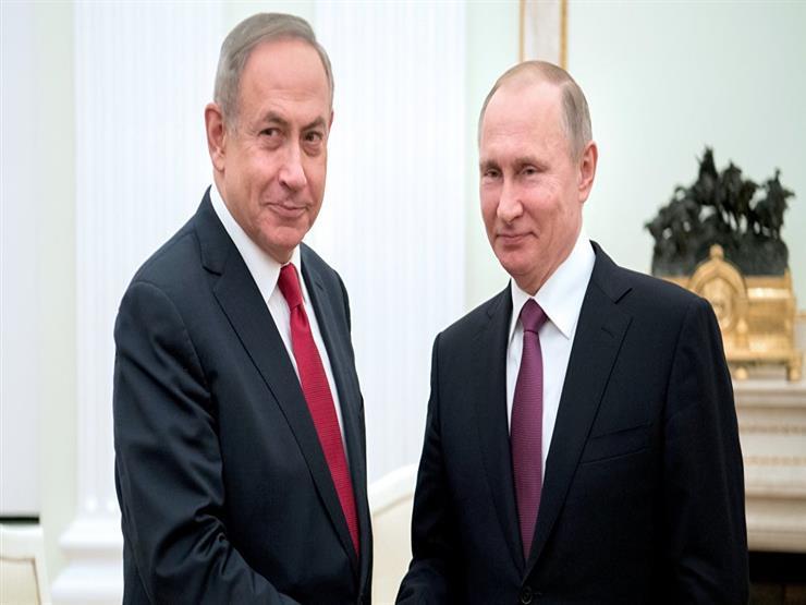 نتنياهو يلتقي بوتين في سوتشي الخميس المُقبل