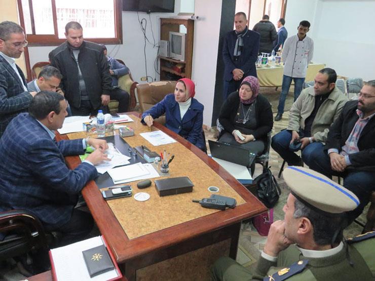 محافظة البحيرة تستعين بخبرات جامعة دمنهور لتطوير مسار العائلة المقدسة