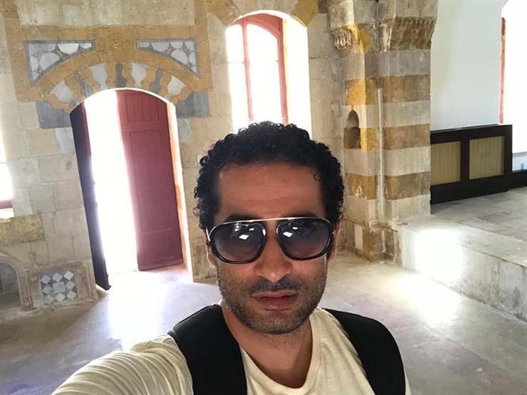 """عمرو سعد: """"هذا الفيلم أهم محطة في حياتي"""""""