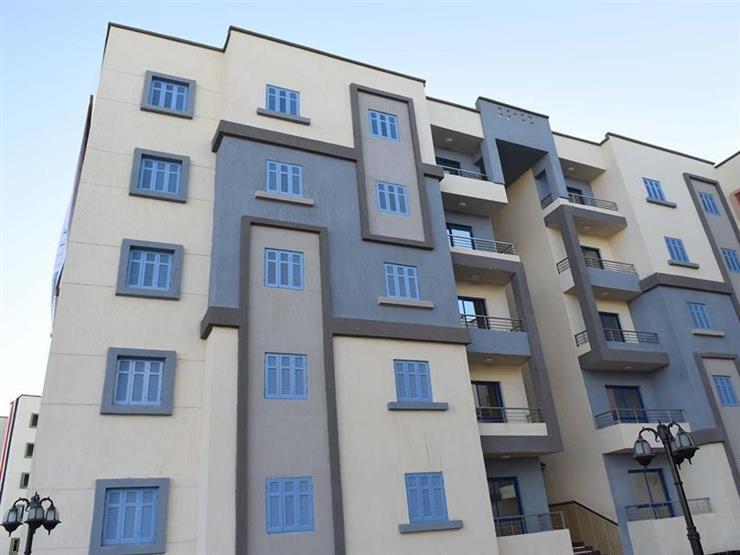 """3 غرف.. """"الإسكان"""" تطرح 25 ألف شقة لمحدودي الدخل (صور)"""