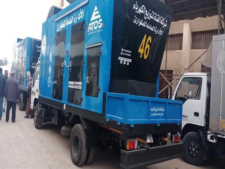 20 وحدة توليد كهرباء طوارئ لتأمين القمة العربية الأوربية بشرم الشيخ