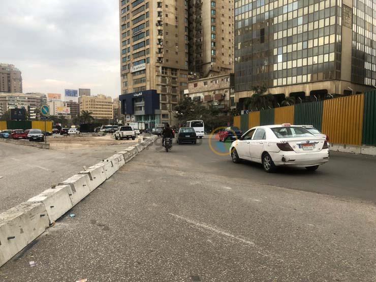 المرور : غلق جزئى لشارع جامعة الدول العربية لمدة 3 سنوات