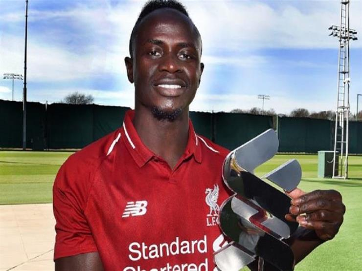 ماني يفوز بجائزة لاعب شهر يناير في ليفربول على حساب صلاح