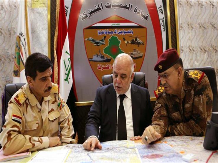 استنفار القوات العراقية علي الحدود السورية