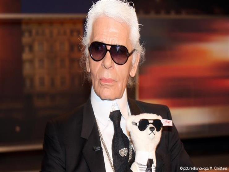 قطة مصمم الأزياء الألماني الشهير كارل لاغرفيلد ترث الملايين!