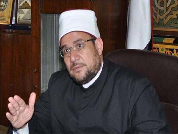 وزير الأوقاف يطالب بإعداد قوائم سوداء بالقنوات والمواقع الإرهابية