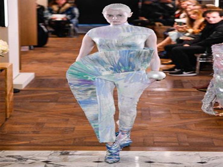 802d1ebdbe698 بالصور - أغرب عروض أزياء أسابيع الموضة في 2019