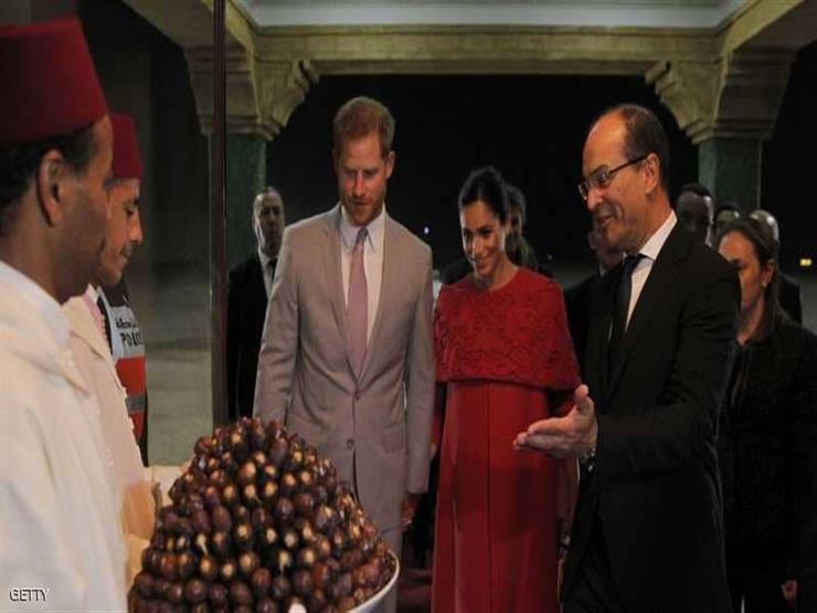 الأمير هاري يتعرض لموقف مُحرج في الدار البيضاء