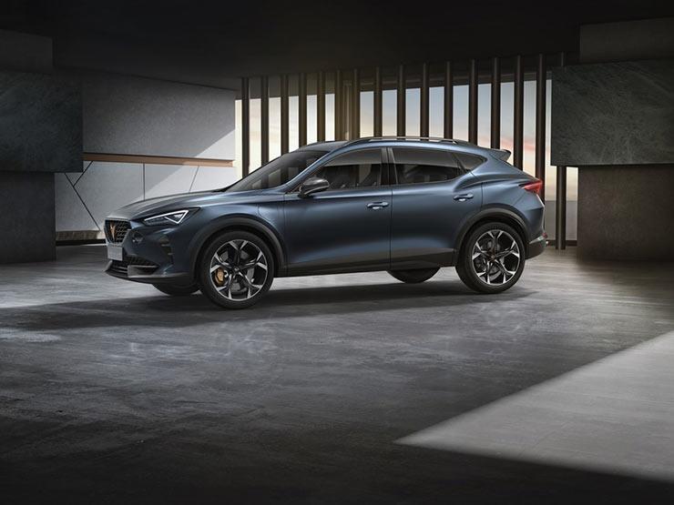 """""""كوبرا"""" تعتزم طرح سيارة SUV كوبيه جديدة خلال معرض جنيف المقبل"""