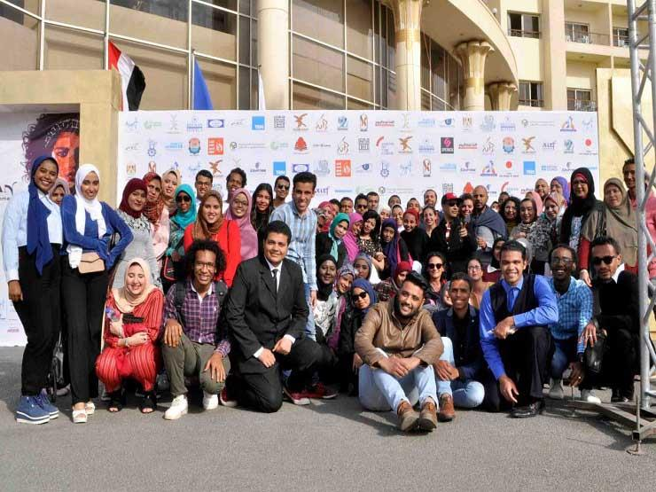 بالصور.. حضور كثيف في ختام ورش مهرجان أسوان الدولي لسينما المرأة
