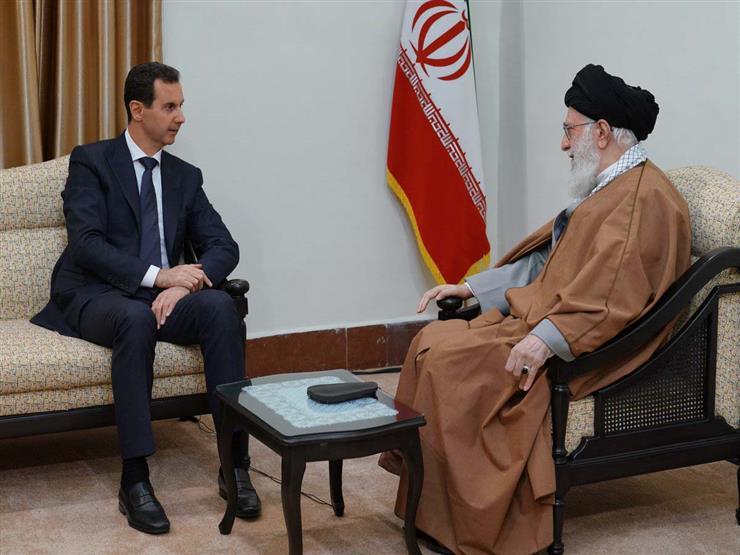 الزيارة الثالثة للخارج.. الأسد يلتقي داعميه في إيران (صور وفيديو)