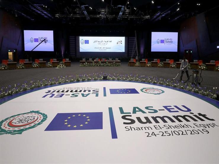 القمة العربية الأوروبية تختتم أعمالها اليوم في شرم الشيخ