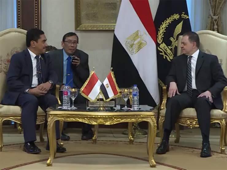 بالفيديو.. وزير الداخلية يستقبل رئيس الوكالة الوطنية لمكافحة الإرهاب بإندونيسيا