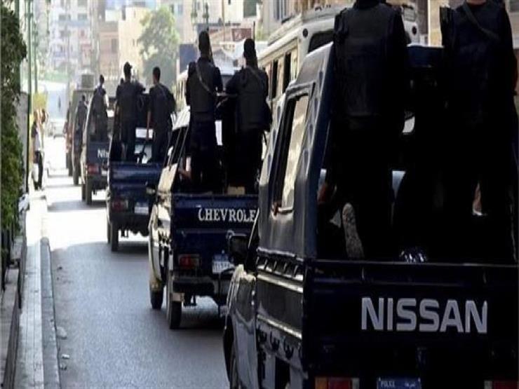 القبض على 9 لاتجارهم بالمخدرات و5 أشخاص بحوزتهم أسلحة نارية في الجيزة