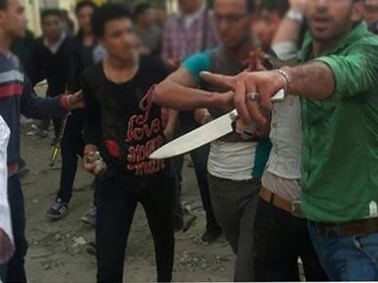 السيطرة على مشاجرة بالأسلحة البيضاء في بنها