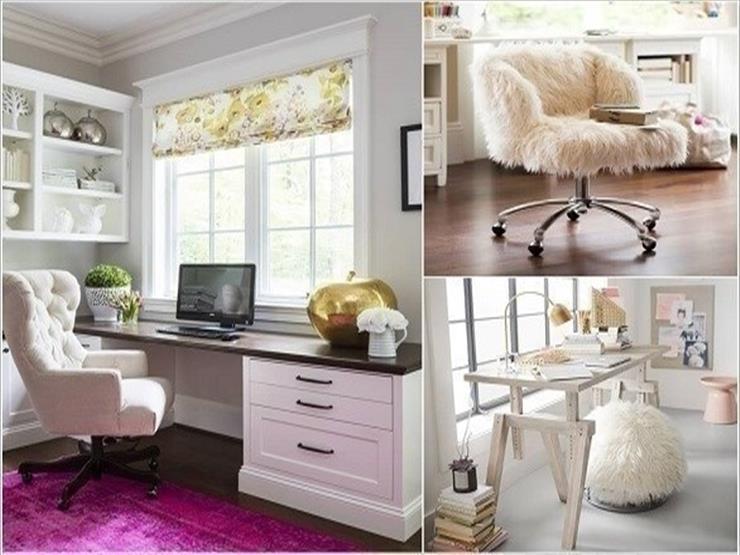 8 أفكار عصرية لاختيار كرسي المكتب