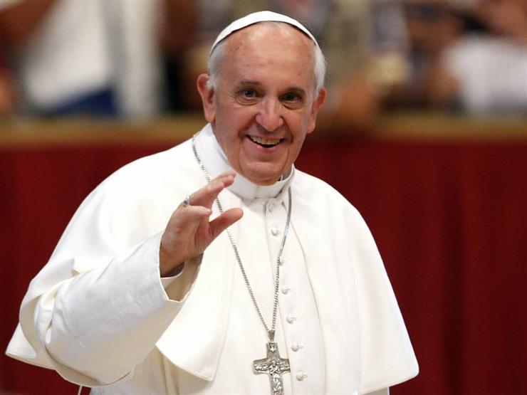 بابا الفاتيكان يتبرع بنحو 500 ألف دولار لصالح اللاجئين على حدود المكسيك