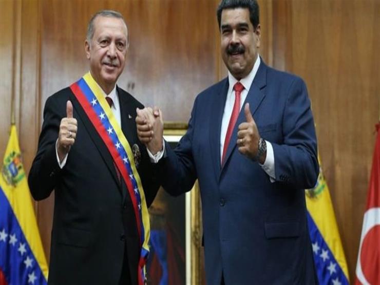 """مادورو وأردوغان """"يجمعهما أكثر من الإعجاب بقيامة أرطغرل"""""""