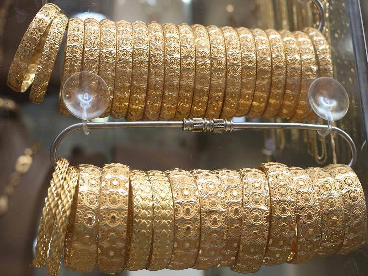 أسعار الذهب تعاود الارتفاع في مصر خلال تعاملات اليوم