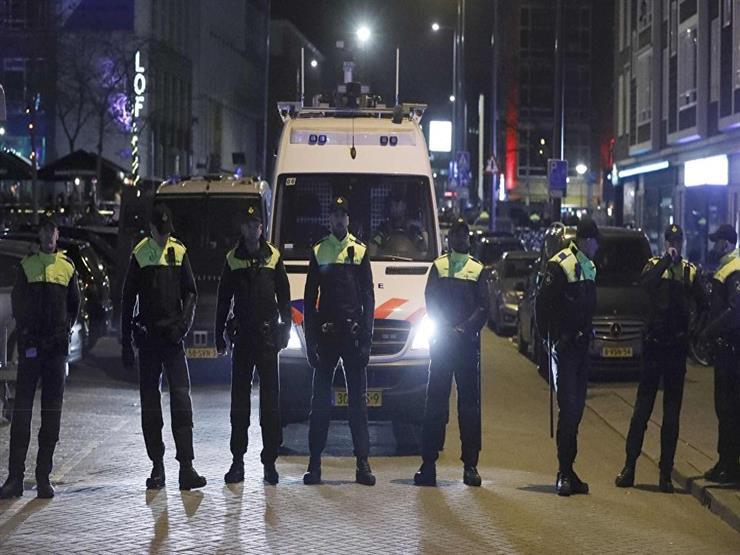 قتيل وجريح في إطلاق نار قرب بنك في هولندا