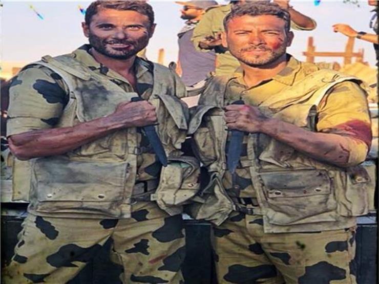 """بالفيديو.. كواليس تُعرض لأول مرة من فيلم """"الممر"""" لأحمد عز"""