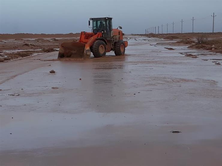 """""""تدريب ميداني"""".. الحكومة تبدأ استعدادتها لمواجهة مخاطر السيول"""