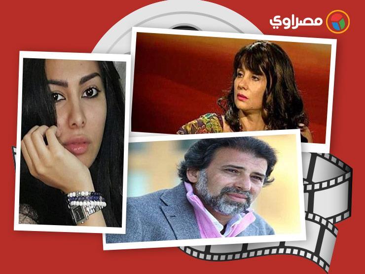 النشرة الفنية| وفاة ألبيرت فيني وحقيقة خروج ميرهان من السجن ولهذا السبب سافر خالد يوسف إلى باريس