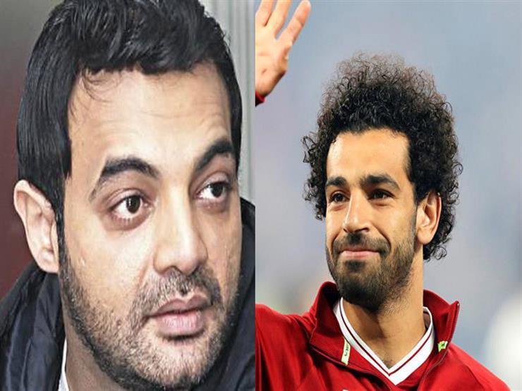 عمرو محمود ياسين ينتقد الهجوم على محمد صلاح