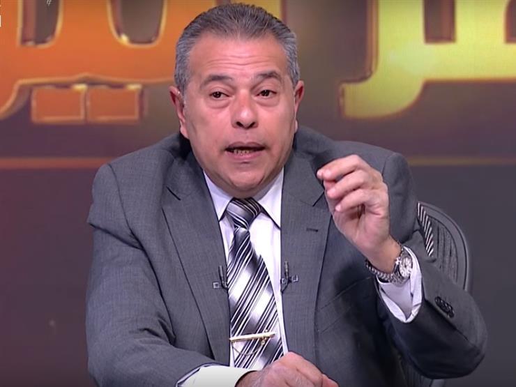 توفيق عكاشة: ميركل شديدة الإعجاب بشخصية الرئيس السيسى