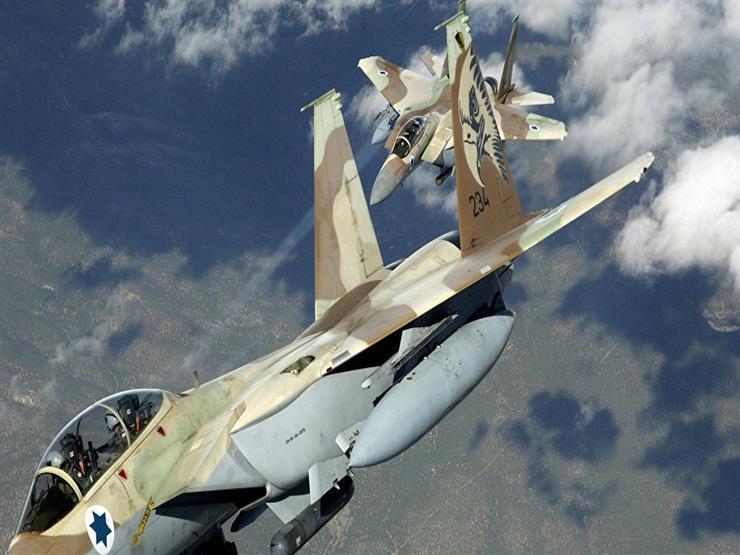طائرات الاحتلال الإسرائيلي تقصف مواقع للمقاومة الفلسطينية شمال غزة