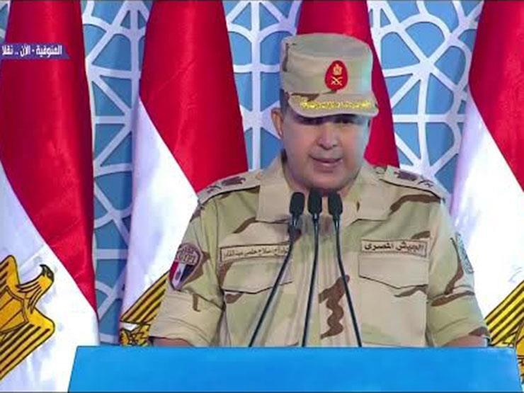 تعيين اللواء صلاح الدين حلمي رئيسًا للقابضة للنقل البحري والبري