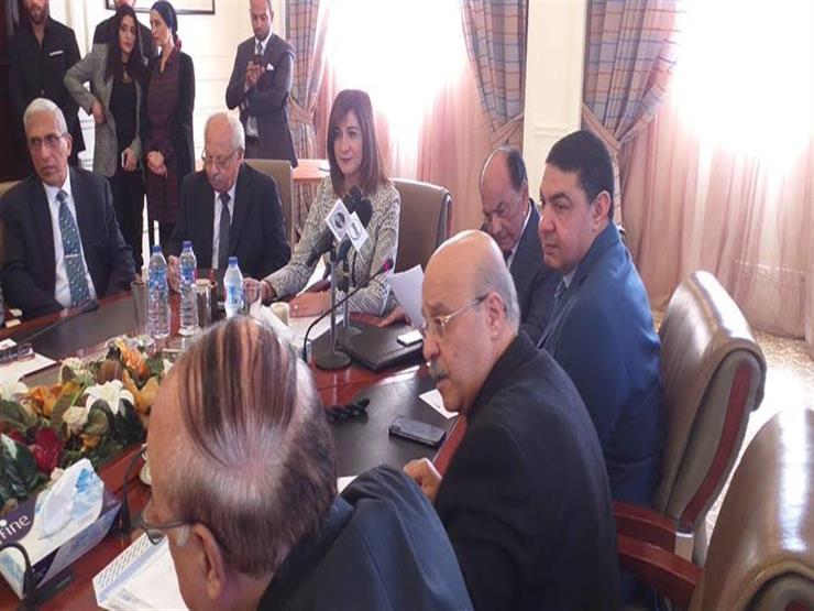 وزيرة الهجرة تطلق مبادرة تطوير آليات التواصل مع المصريين بالخارج