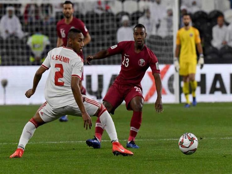 عقوبة على الإمارات بسبب الشغب الجماهيري أمام قطر