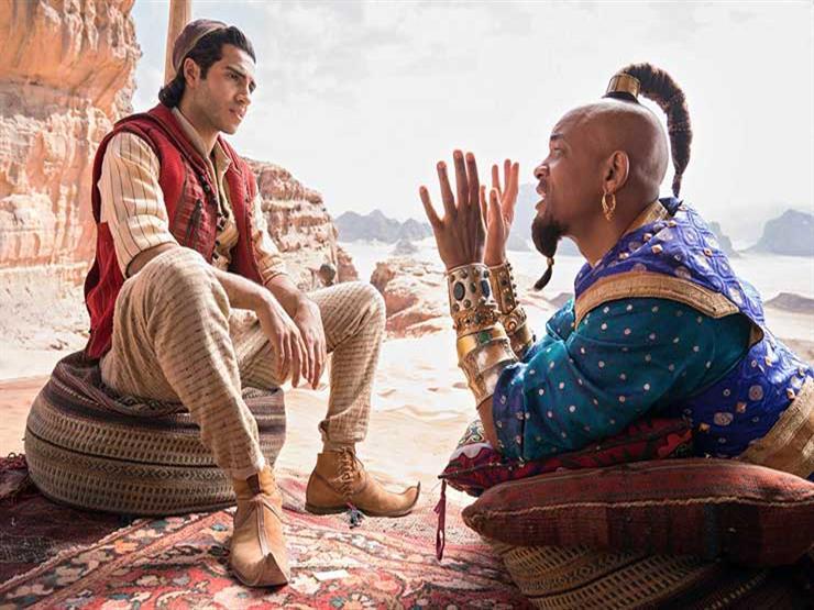 """إيرادات الخميس.. """"Aladdin"""" يحافظ على الصدارة و""""Shazam"""" في المركز الخامس"""