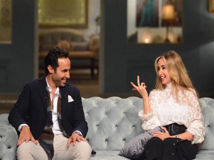 """أحمد فهمي عن مشاداته مع جمهور هنا الزاهد: """"يعاكسوها بأدب غير كدة هشتم"""" (فيديو)"""
