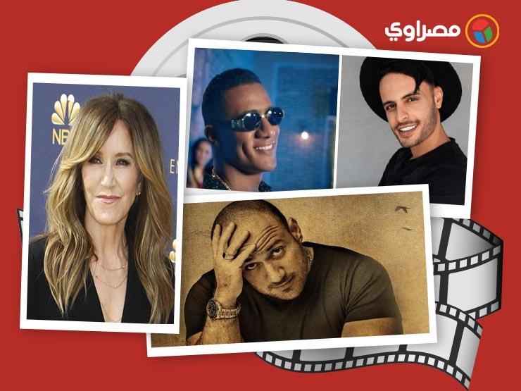 النشرة الفنية| شادي سرور يهدد محمد رمضان وملاكمًا عالميًا في فيلم مصري جديد