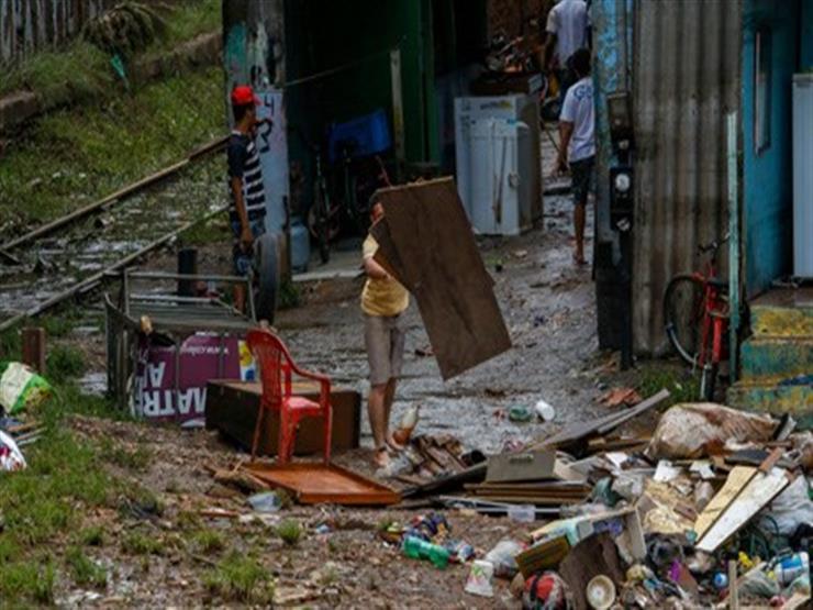 مقتل 12 جراء فيضانات وانهيارات أرضية في ساو باولو البرازيلية