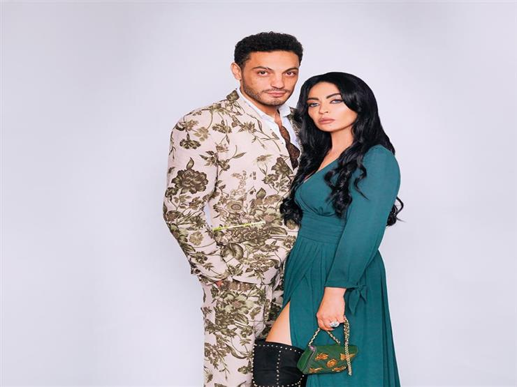 انفصال الفنان محمد علي عن زوجته