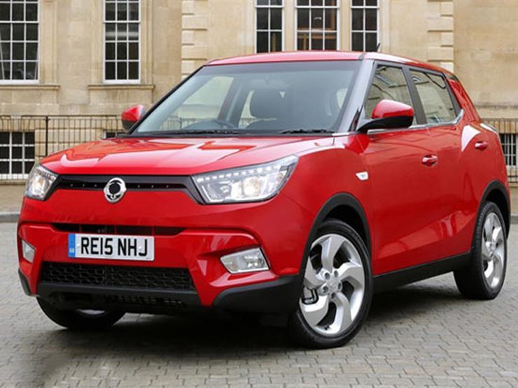"""""""سانج يونج"""" تخفض أسعار سياراتها حتى 25 ألف جنيه.. تعرف على الأسعار الجديدة"""