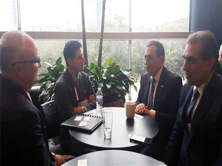 وزير البترول يبحث مع نوبل إنرجي الأمريكية فرص الاستثمار في مصر
