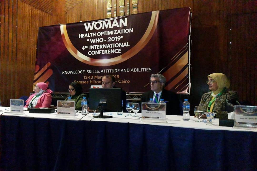 مؤتمر صحة المرأة يشير لمسببات سرطان الثدي