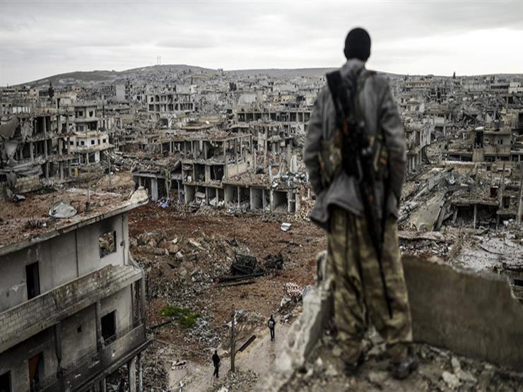 المرصد: أكثر من 370 ألف قتيل حصيلة ثماني سنوات من الحرب في سوريا